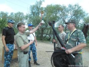 В Приднестровье прошел Чемпионат МВД по рыбной ловлеa