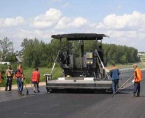 В Приднестровье отремонтировала 4-километровых участок дороги «Брест-Кишинев-Одесса»