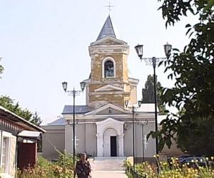 В Дубоссарах отремонтируют Собор Всех Святых