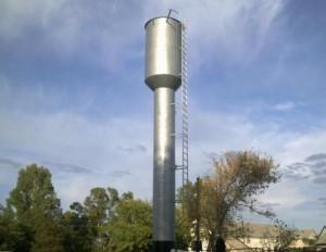 В селе Бутор восстановлена водонапорная башня