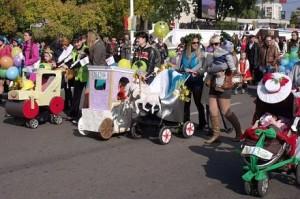 В День города в Тирасполе пройдет «Парад колясок»
