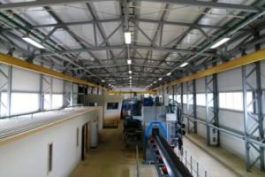 Цех по производству пиломатериалов открылся в Бендерах