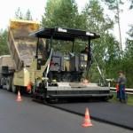 Строители-ремонтники завершили ремонт участка дороги «Тирасполь-Каменка»
