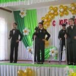 50-летний юбилей школе-интернату села Глиное