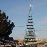 5 декабря в Тирасполе откроют новогоднюю елку