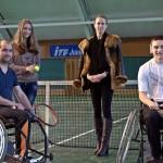 Приднестровские парасмортсмены участвовали в Чемпионате Молдовы по большому теннису