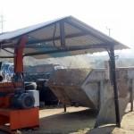 Новую линию по переработке древесины запустили в Тирасполе