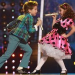 В Дубоссарах прошел конкурс исполнителей эстрадной песни «Новогодний сувенир»