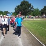 В Дубоссарах при массовом участии любителей спорта и физической культуры состоялось открытие летнего спортивного сезона — 2014