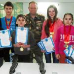 В Дубоссарах прошли соревнования по пулевой стрельбе