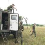 Командные учения прошли в вооруженных силах ПМР