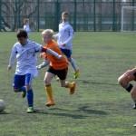 Футбольный турнир провели в СДЮШОР №4
