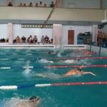 В столице прошел городской Чемпионат по плаванию