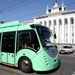 Изменения схемы проезда общественного транспорта в Тирасполе
