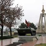 В Бендерах на мемориале памяти и скорби появится подсветка
