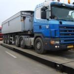 Пункт контроля большегрузного транспорта начал работать в Рыбнице