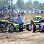 В Дубоссарах прошли Чемпионат по автокроссу