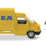 Удобная доставка товаров из IKEA