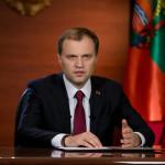 Президент ПМР обратился к жителям республике