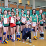 Волейболистки из Дуббосар завоевали бронзу