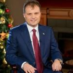 Президент поздравил с Рождеством Христовым