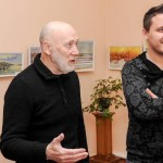В Тирасполе проходит выставка Мыцыкова