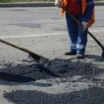 В Тирасполе продолжаются ремонтные работы дорог
