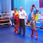 В Тирасполе прошел чемпионат по кикбоксингу