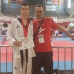 Приднестровский спортсмен завоевал «золото» по тхэквондо в Греции