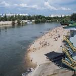 Эпидемиологи рекомендуют воздержаться от купания в Днестре