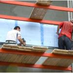 В поселке Новотираспольский ремонтируют дом для сирот