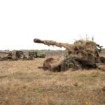Артиллерия ПМР завершила полевой выход