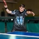 Денис Церна стал победителем международного турнира по настольному теннису