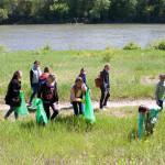 Акция «Чистый берег» прошла в Рыбнице