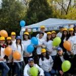 В Тирасполе прошла акция в поддержку здорового образа жизни