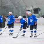 В Тирасполе проходит турнир по хоккею