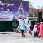 Рождественские «Проделки бабы Яги» прошли в Тирасполе