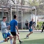В Тирасполе прошел четвертый тур по мини-футболу
