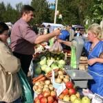 В Рыбнице пройдут ярмарки выходного дня