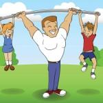1 июня пройдет праздник «Мама, Папа, Я – спортивная семья»