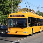 В Бендерах расширят троллейбусную сеть